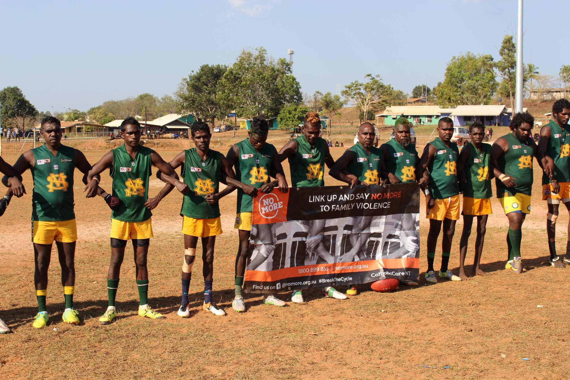 Donate Now >> Wadeye AFL Grand Final 2016 | No More