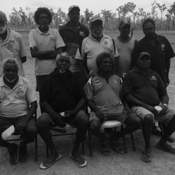 A committee was formed to help run the local football competition. These men now have the responsibility to make sure that all violent incidents on the field are dealt with accordingly.