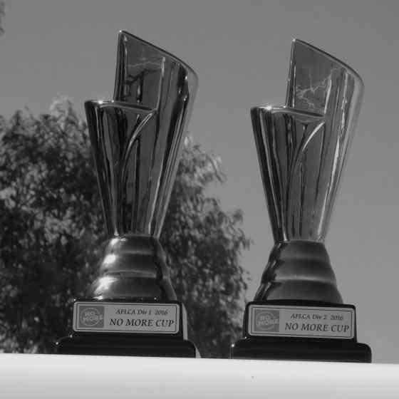 The NO MORE Campaign Cups.