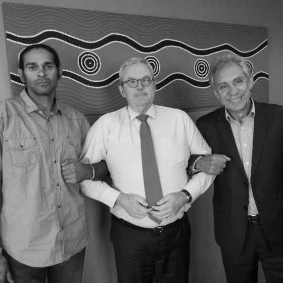 Meeting in Brisbane to discuss involvement between Indigenous Australians and the Family Court especially where violence is a concern.