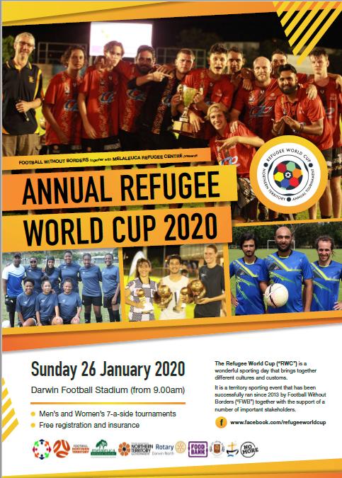 2020 Refugee World Cup Football Tournament